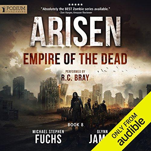 Empire of the Dead: Arisen, Book 8