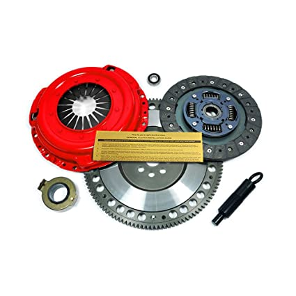 EFT STAGE 1 CLUTCH KIT & FLYWHEEL 2006-2014 SUBARU IMPREZA WRX 2.5L TURBO