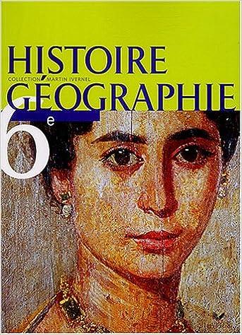Amazon Fr Histoire Geographie 6eme Livre De L Eleve