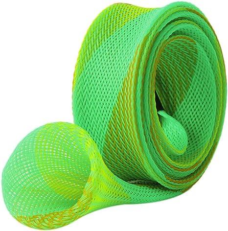 Directo Store Expanable trenzado de malla guantes de pesca funda ...