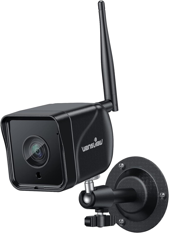 Wansview 1080P Wireless WiFi IP66 Waterproof Home Camera W6 $39.99 Coupon