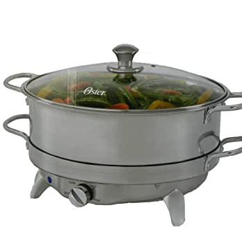 Round Chafing Dish Electric