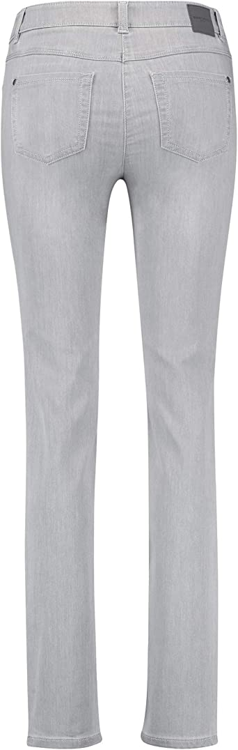 Gerry Weber damskie spodnie modelujące figurę Best4Me, krÓtkie, wąskie dopasowanie: Odzież