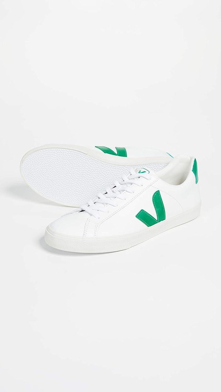 Veja Mens Esplar Leather Sneakers