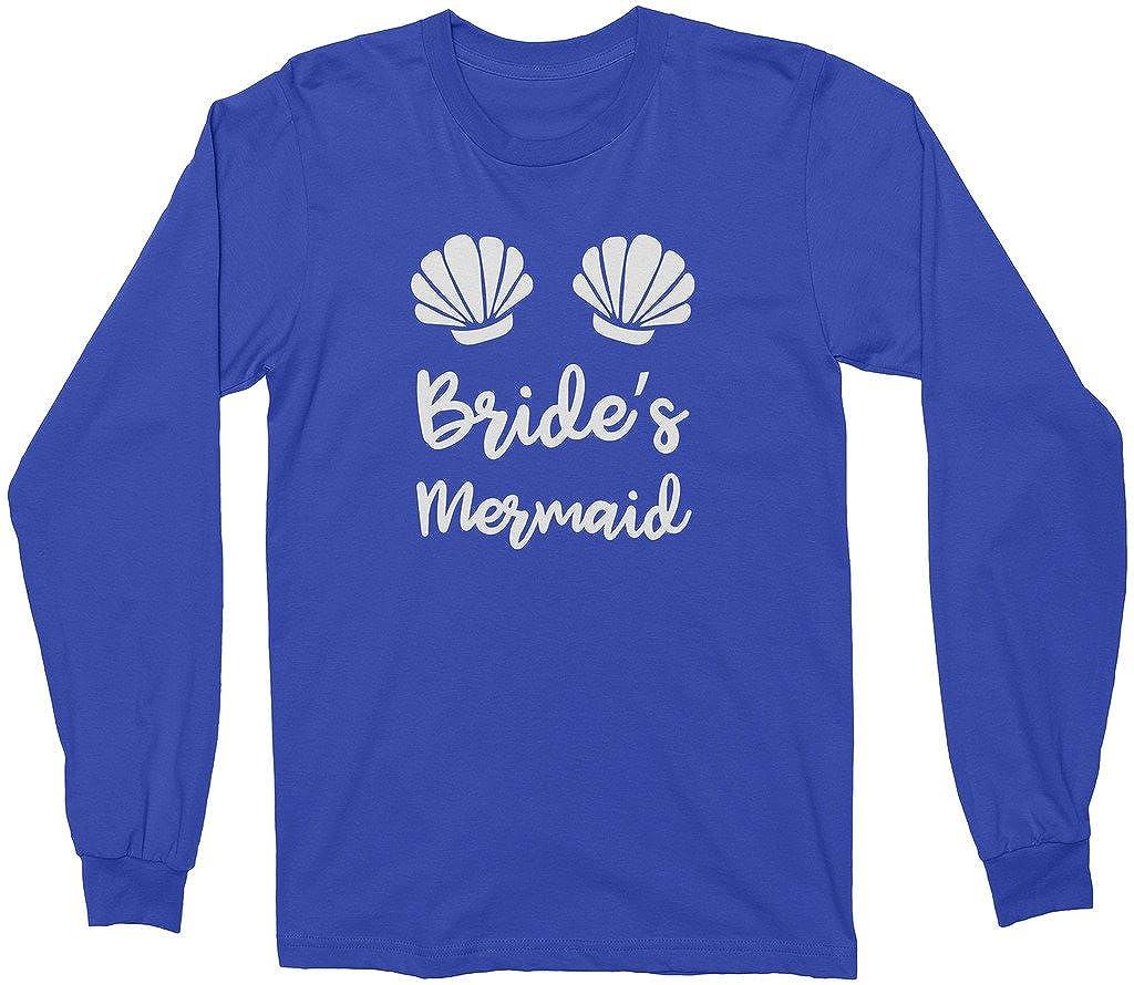 Mixtbrand Bride's Mermaid Adult T-shirt
