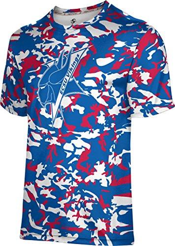 ProSphere Elizabeth City State University Boys' Performance T-Shirt (Camo) F8C14