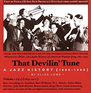 Vol.1-That Devilin'tune