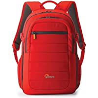 Lowepro Backpack Lightweight Sporty Keep Your Photo Gear and Tablet Protected and Organized, RED (LP36894-PWW)