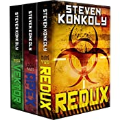 The Black Flagged Thriller Series Boxset: Books 2-4 | Steven Konkoly