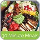 eMeals 30 Minute Meal Plan
