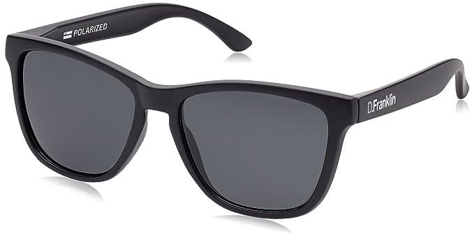 D.Franklin ROOSEVELT BLACK MATTE/BLACK - gafas de sol ...