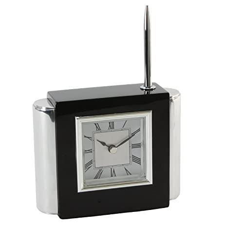 Amazon white mantel clocks