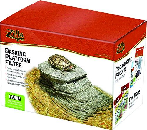 Zilla Reptile Habitat Basking Platform