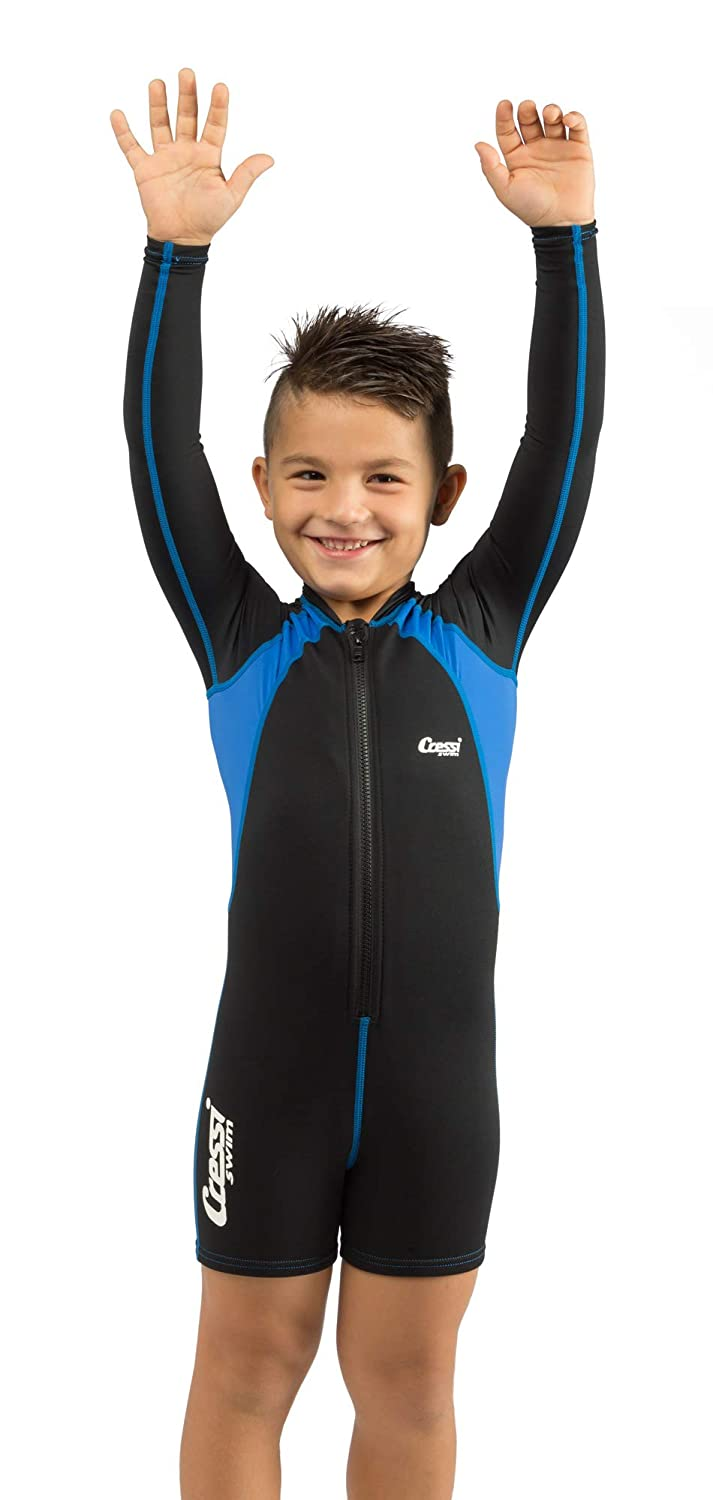 788ab7773e Amazon.com: Cressi Kids Swimsuit in Neoprene 1.5mm for Boys and Girls Aged  2 to 10 Year | Kids Swimsuit: Designed in Italy: Sports & Outdoors