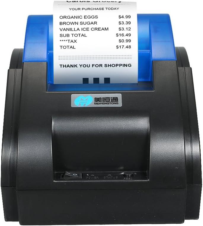 Docooler Alto BT Calidad Impresora Qr Código Pegatina Código de ...