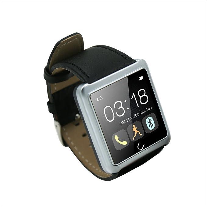 dmyi U10L Bluetooth reloj inteligente sincronización llamada ...