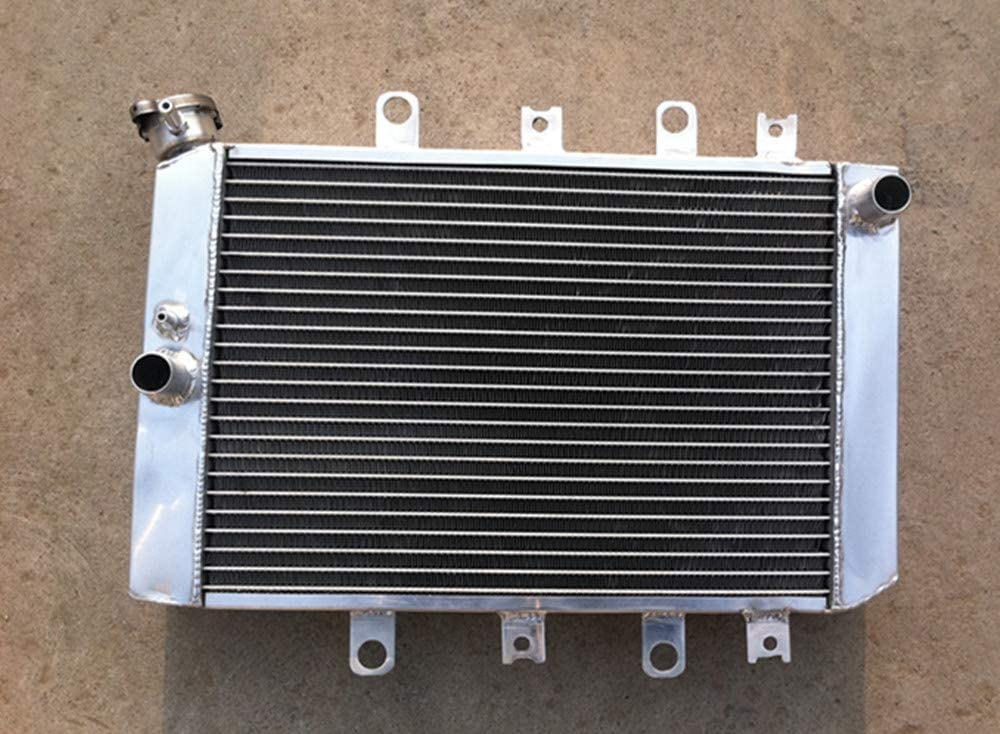 ATV ALUMINUM RADIATOR YAMAHA 4WD//EPS GRIZZLY 700//550//500 2007-2011 08 2009 2010