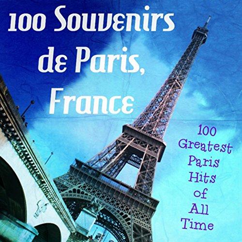 100 souvenirs de Paris, france...