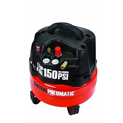 1.5 HP 150 PSI Professional Air Compressor: Home Improvement