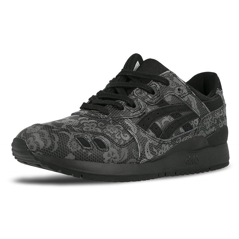 Asics Gel Lyte III Black - Sneakers Mujer 39 EU