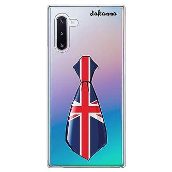 dakanna Funda Compatible con [Samsung Galaxy Note 10] de Silicona ...