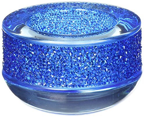 UPC 768549791437, Swarovski Shimmer Tea Light, Blue