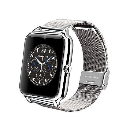 Amazon.com: 2017 new bluetooth Smart Watch Z50 Luxury Men ...