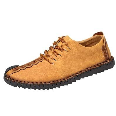 En Décontractées Pour Chaussures Hommes Cuir D'extérieur eWrCdxBo