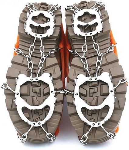 Crampones Escalada Deslizamiento De Zapatos Plataforma De ...