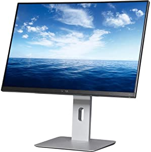 "Dell UltraSharp U2415 24.1"" WUXGA Edge LED LCD Monitor - 16:10 - Black - 24"" Class - in-Plane Switching (IPS) Technology - 1920 x 1200-16.8 Million Colors - 300 Nit Typical, 50 Nit Minimum"