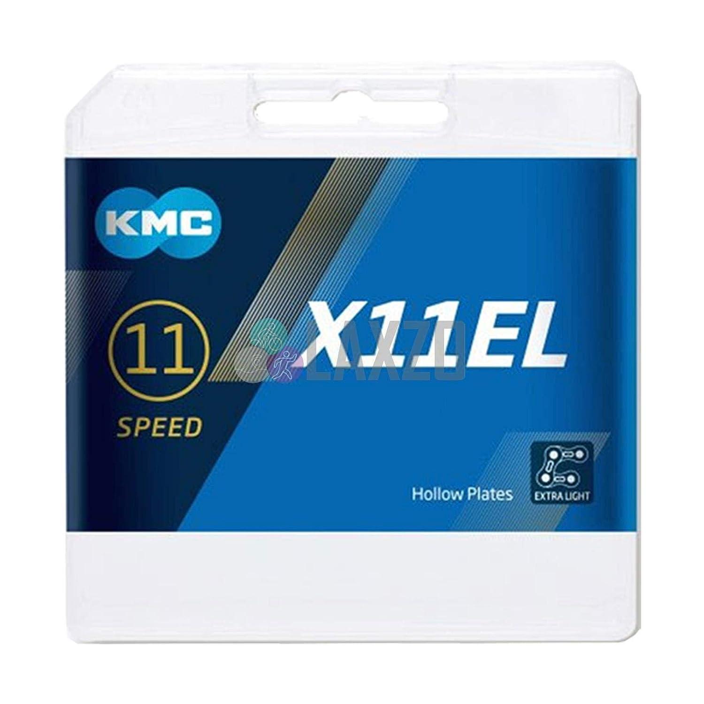 KMC X11EL 11-speed MTB Bike Black 114L Hollow Chain for Shimano SRAM Campagno