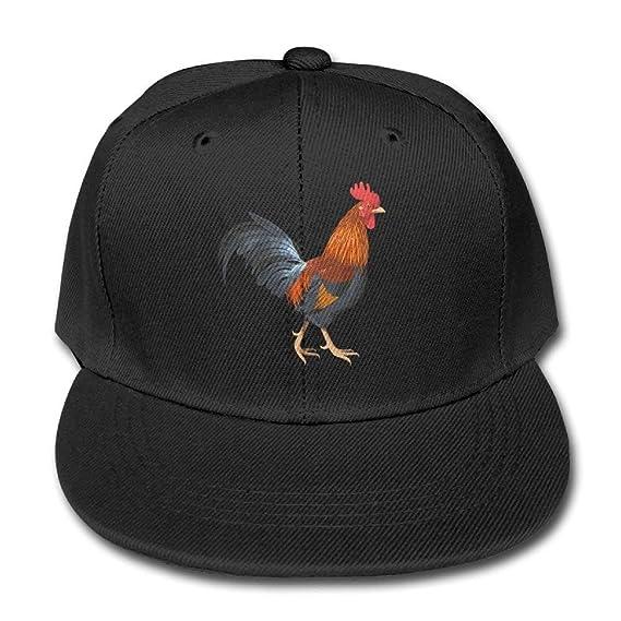 Gorra de béisbol Ajustable para ni?o y ni?a Gallo Gorra de béisbol ...