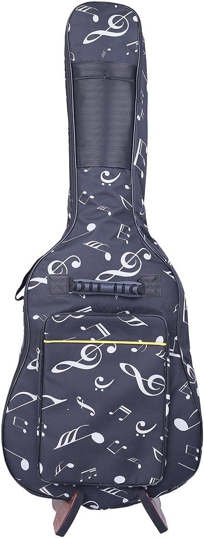 KingsPoint, Oxford. Funda de guitarra, tamaño completo, acolchada ...