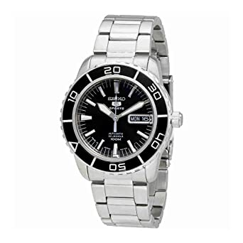 seiko men s 5 automatic watch snzh55k1 seiko amazon co uk watches seiko men s 5 automatic watch snzh55k1
