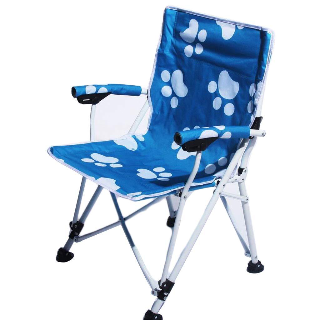 KAI LE Outdoor Klappstuhl Ultraleicht Portable Angeln Stuhl Einfache Portable Angeln Stuhl Gartenstuhl Direktor Stuhl
