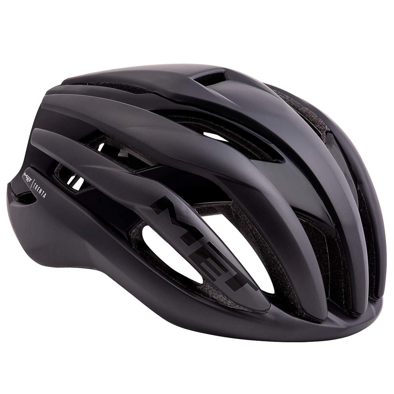 メット トレンタ ブラック ヘルメット M(56/58㎝)   B077FSRJ1Z