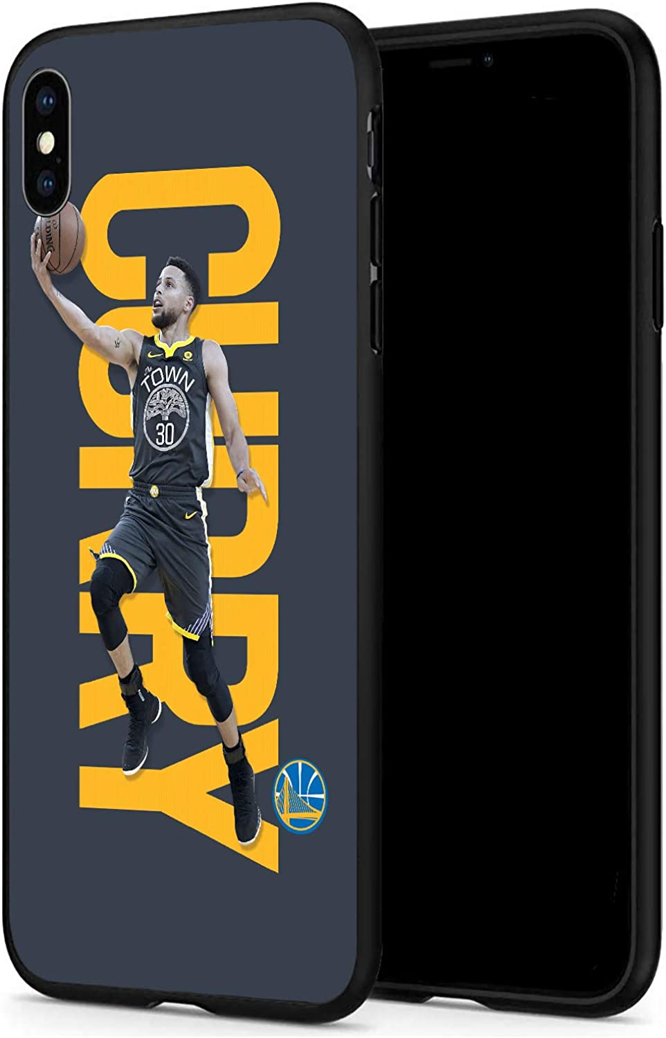 GONA iPhone XR Case for Basketball Fans, Soft Silicone Protective Thin Case Compatible with iPhone XR (ONLY)