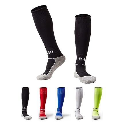 afcaba5e3e Amazon.com: MAIBU Compression Socks Premium Lightweight for Football ...