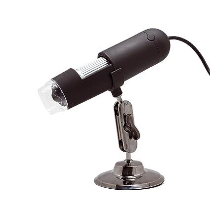 Perfect Beauty Micro Cámara USB - Cámara de diagnóstico profesional facial y capilar, Magnificación 400x