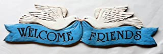 product image for Welcome Friends Doortopper