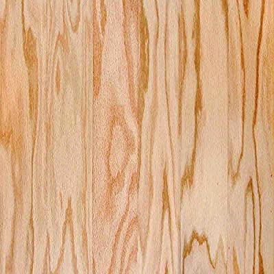 Millstead Red Oak Natural 1/2 in. Thick x 3 in. Wide x Random Length Engineered Hardwood Flooring (24 sq. ft. / case)