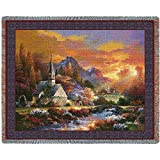Pure Country Inc. Morning of Hope Blanket Tapestry Throw