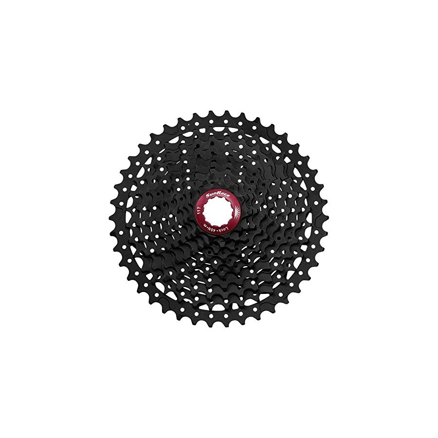SunRace MX3 Mountain Bike Bicycle Shimano 10 Speed Cassette 11 40T or 42T