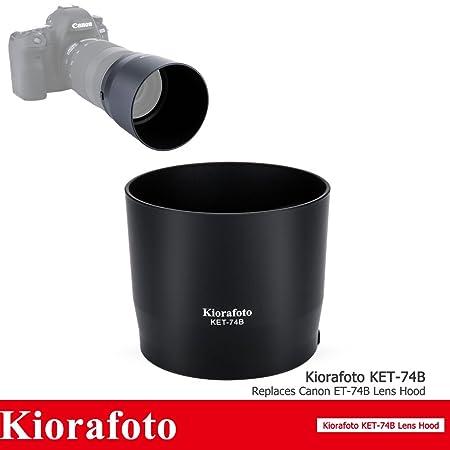 Review Kiorafoto Reversible Lens Hood