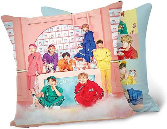 Bangtan Boys BTS Pillow Cushions KPOP
