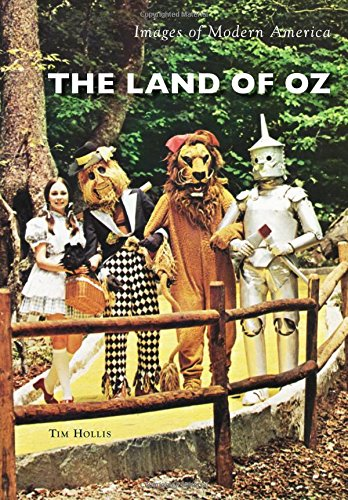 The Land of Oz (Images of Modern America) (Land Of Oz Theme Park Beech Mountain)