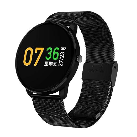 BUHWQ Smartwatch Reloj Inteligente Relojes Pulsera de Actividad ...