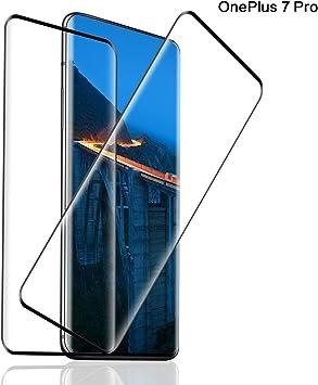 SNUNGPHIR® OnePlus 7 Pro Cristal Templado Protector de Pantalla ...