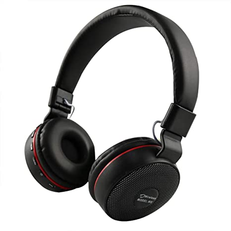 Auriculares Bluetooth Plegables, turbina LED inalámbrica ...