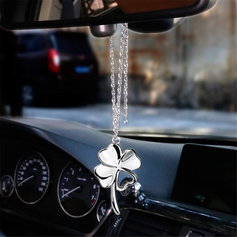Auto Metall Anh/änger Auto R/ückspiegel h/ängende Dekoration Auto Dekoration Suspension Ornamente Geschenke